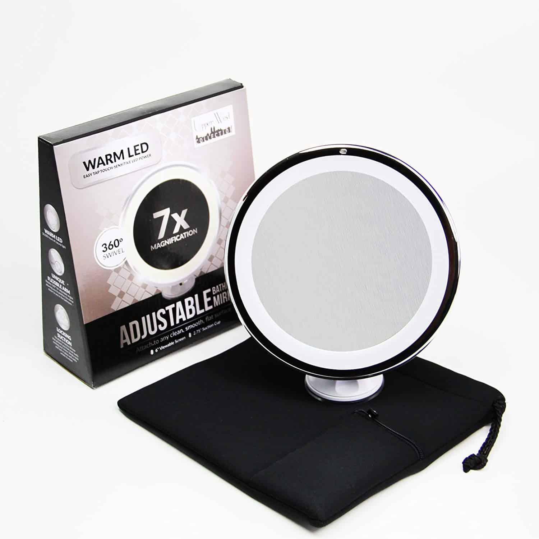 7X Magnifying Makeup Mirror