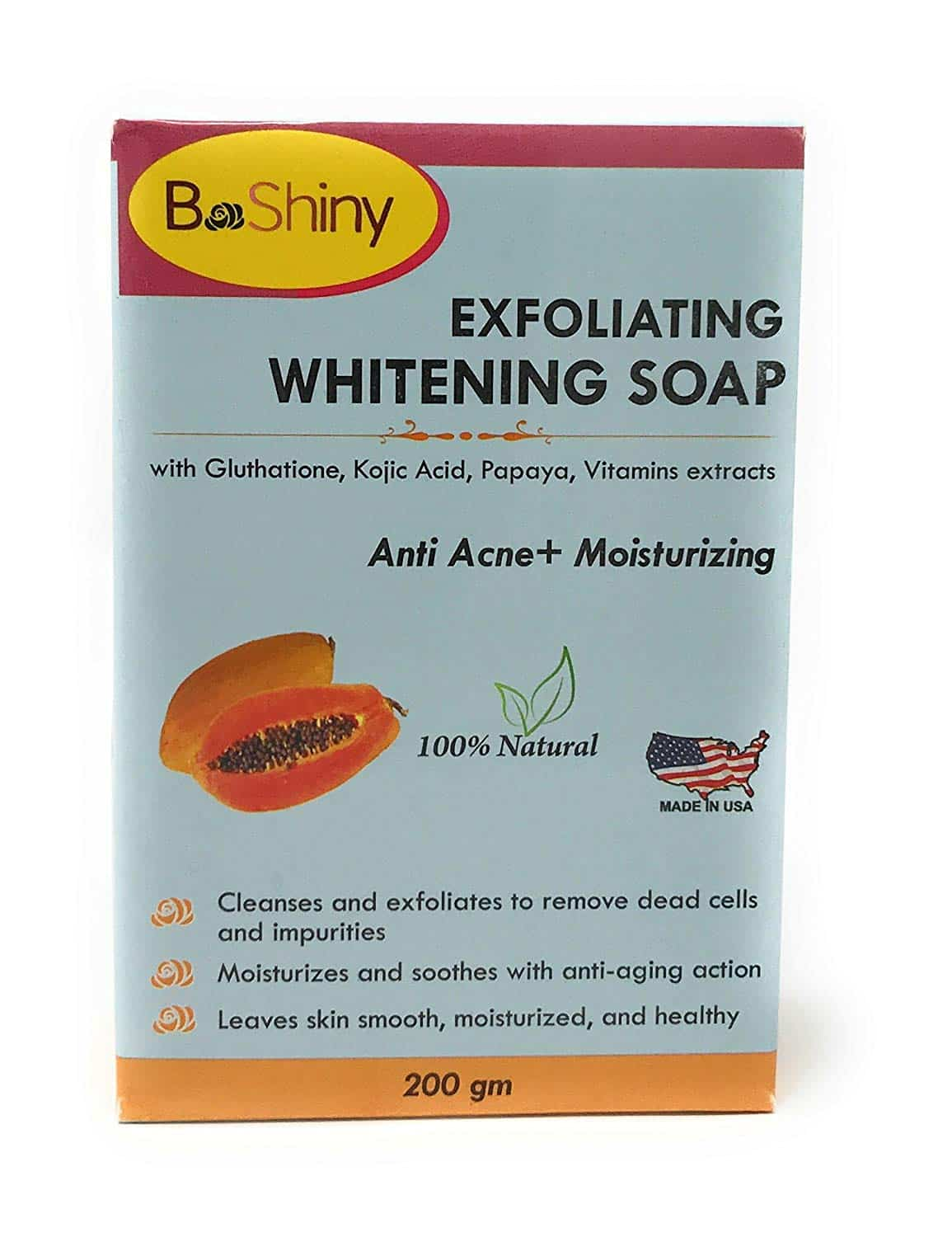 Beshiny Whitening Soaps