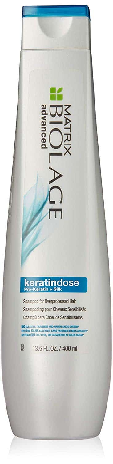 Biolage Advanced Keratindose Shampoo for Overprocessed Damaged Hair