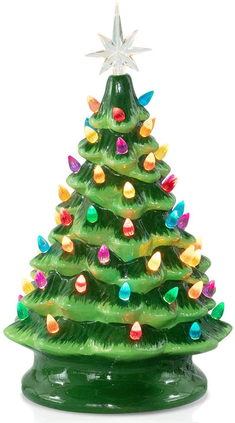 Brighttown Christmas Tree