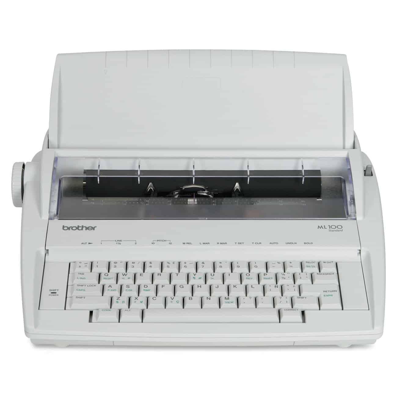 Brother ML-100 Daisy Wheel Electronic Typewriter
