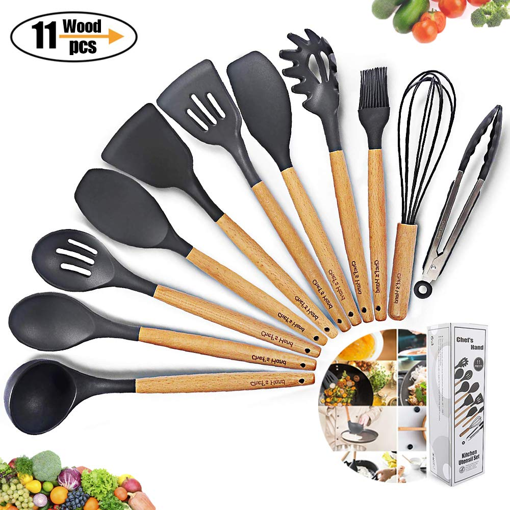 Chef's Hand Kitchen Utensil Set