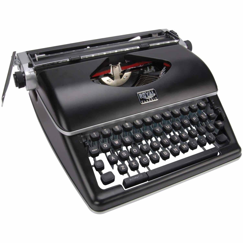 Classic Manual Typewriter