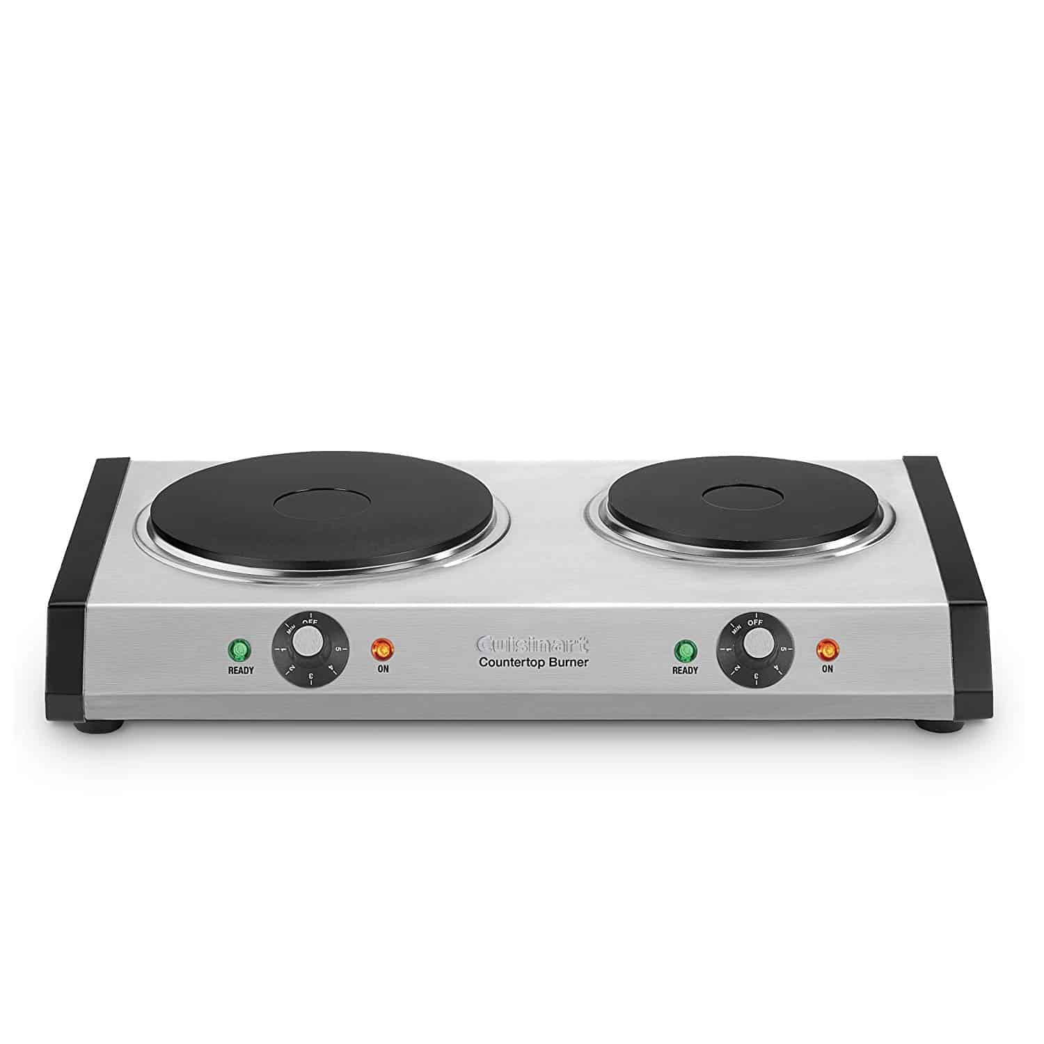 Cuisinart Double Burner Cooktop
