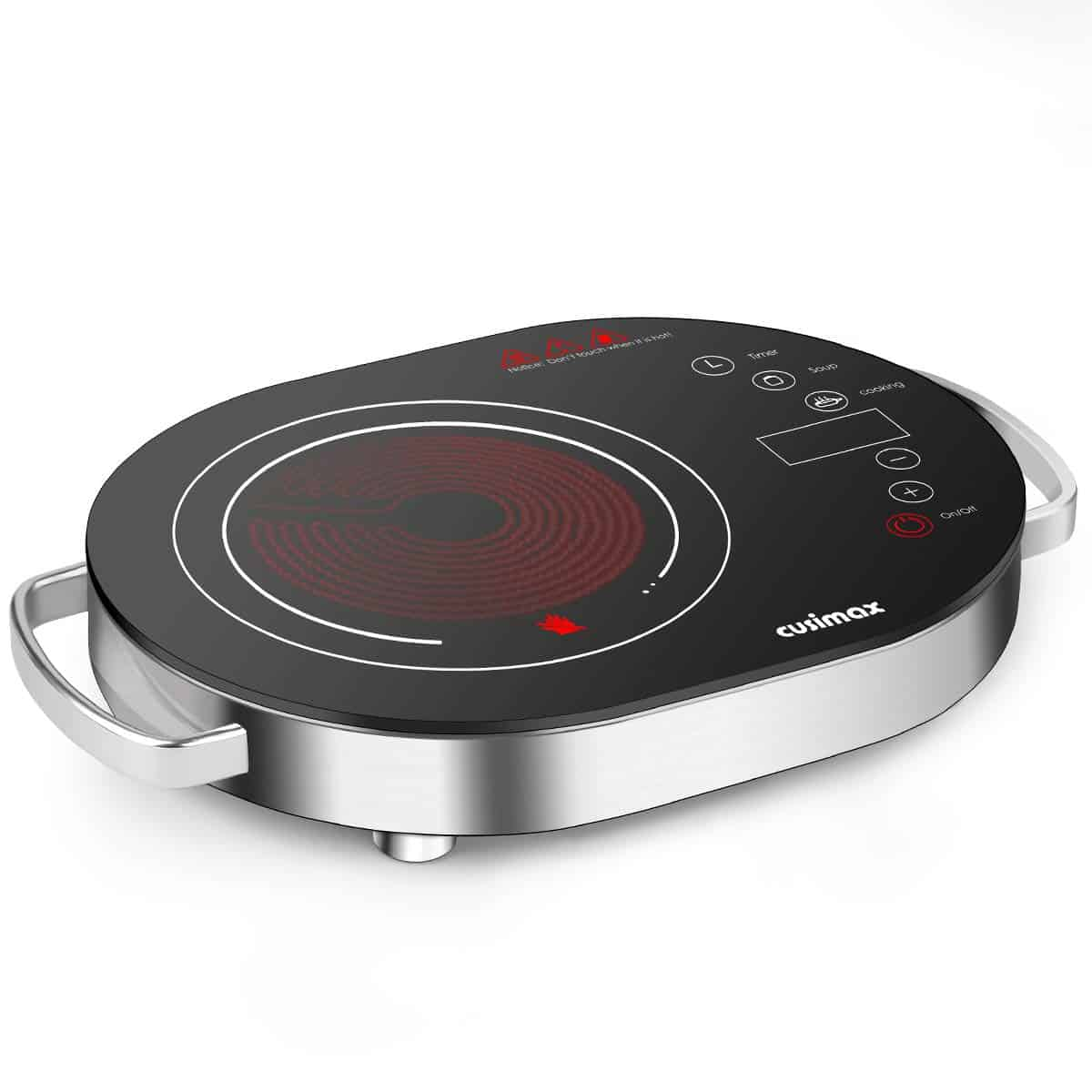 Cusimax Ceramic Glass Cooktop