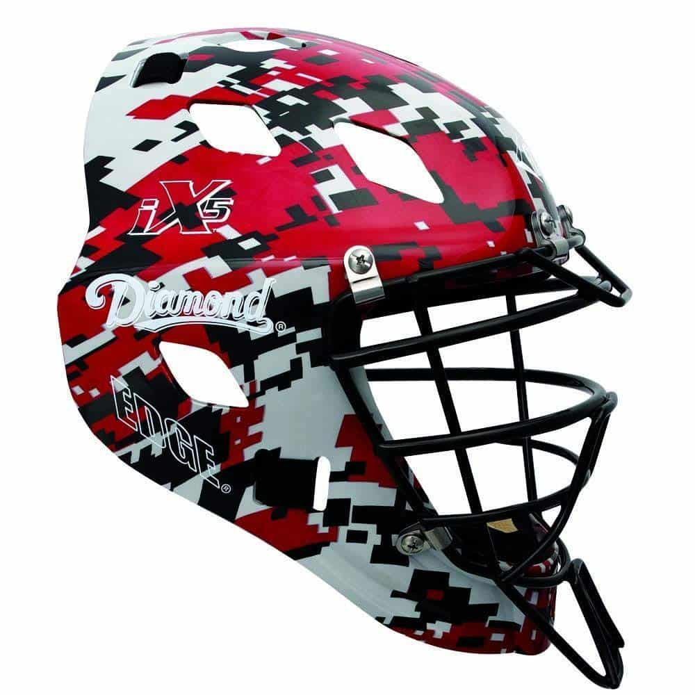 Diamond Edge Catcher's Helmet
