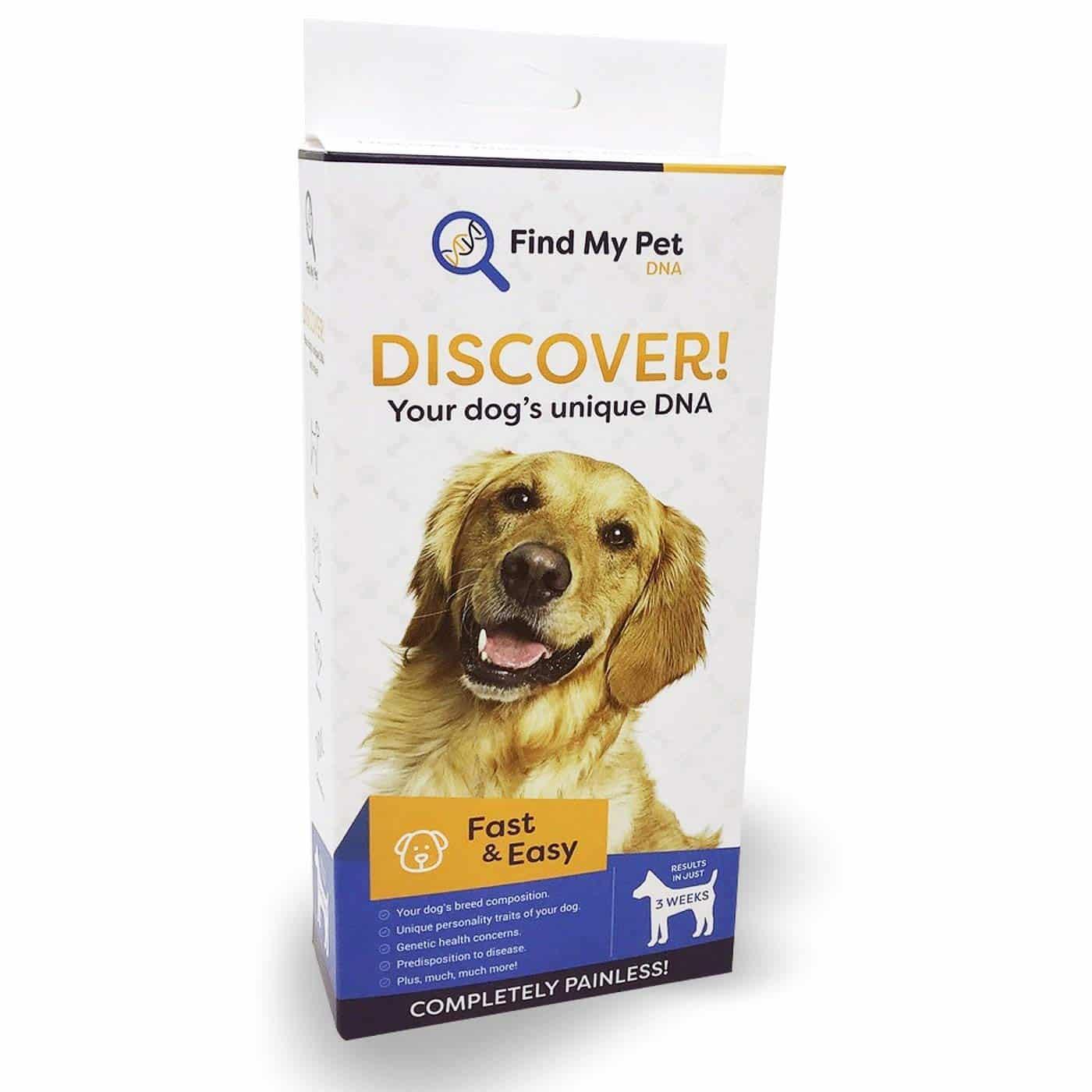Find My Pet DNA Dog Test
