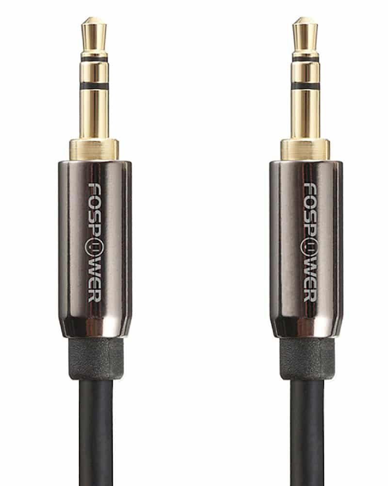 FosPower Audio Cable (10 FT)