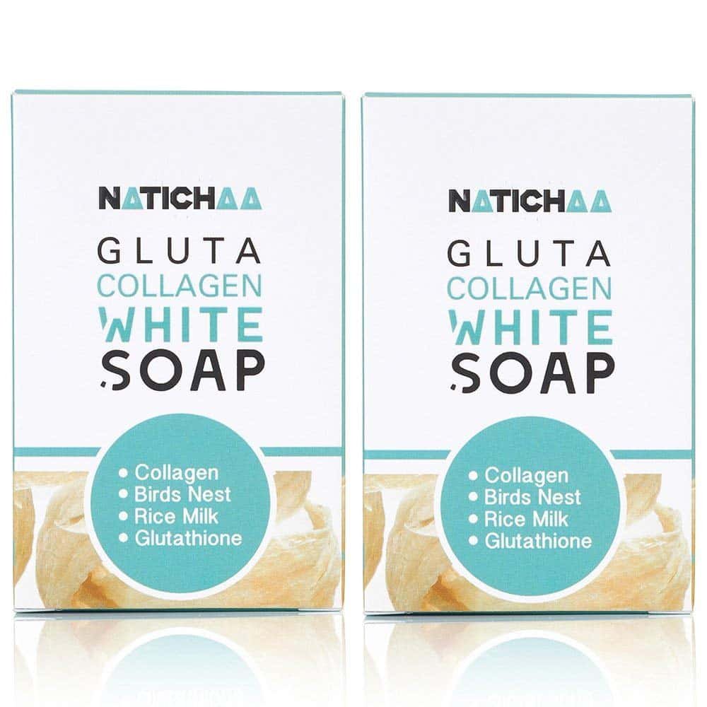Glutathione & Collagen Whitening Soap