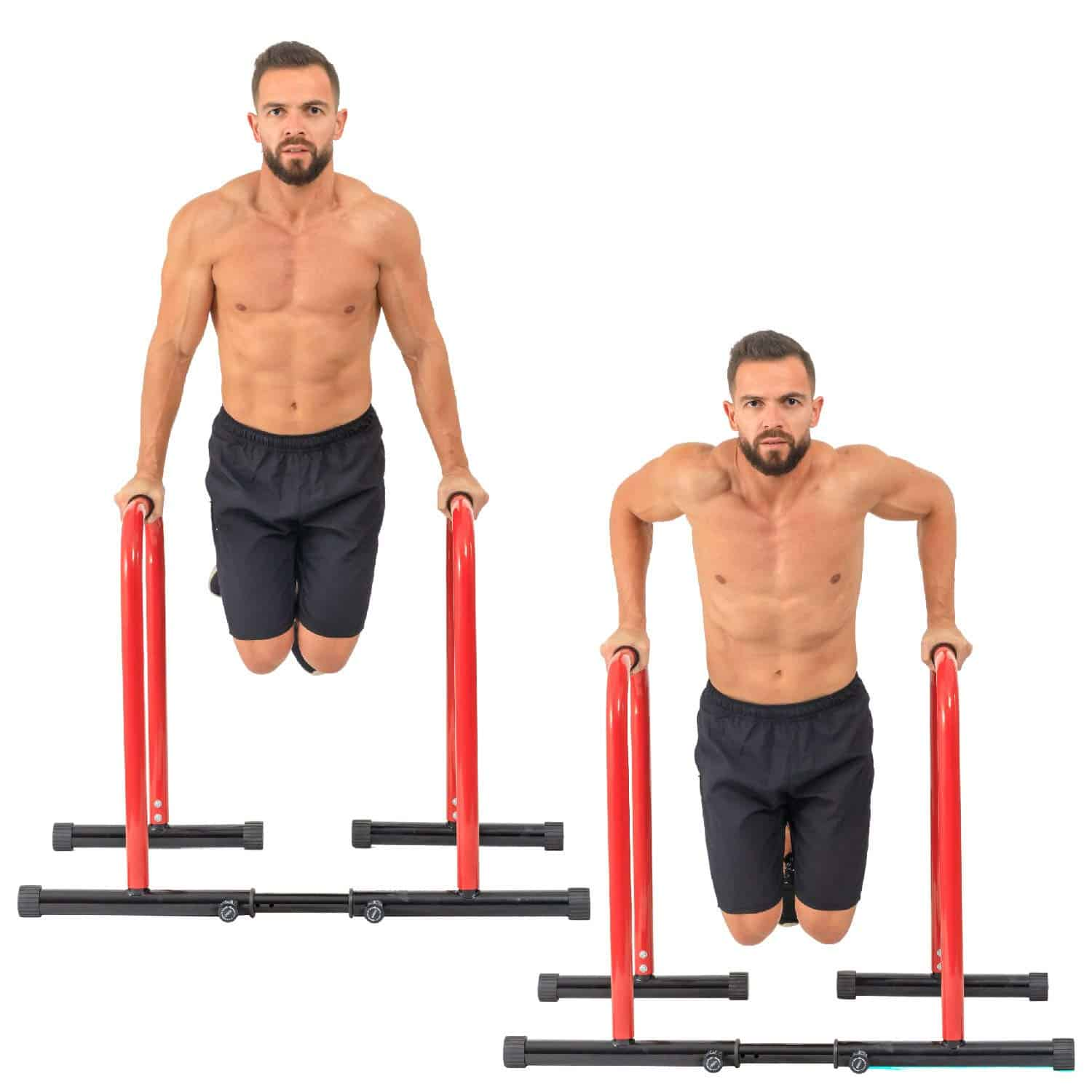 GoBeast Dip Stand with Stability Bar