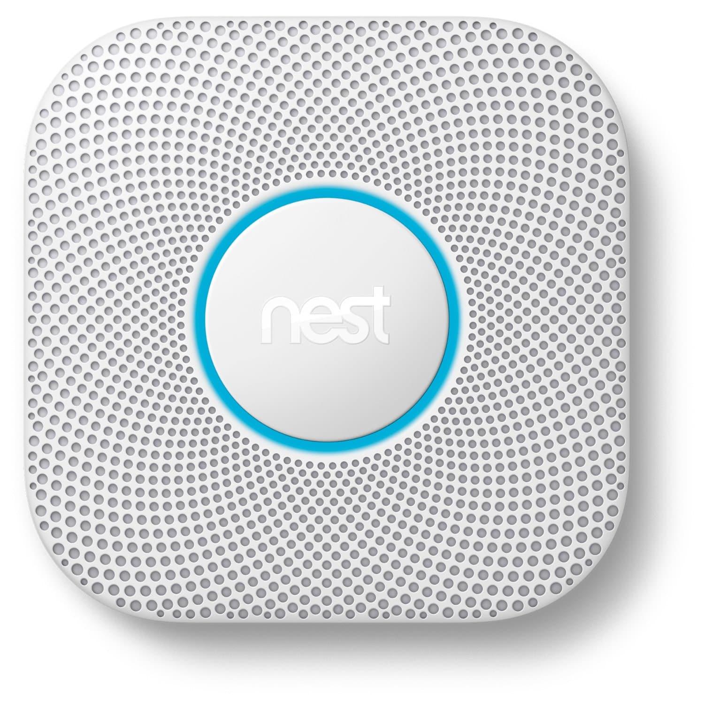 Google Nest Protect Smoke, Carbon Monoxide Alarm