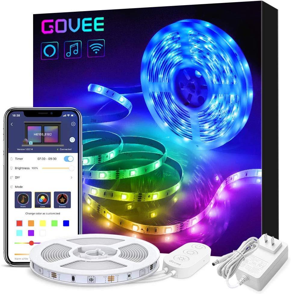 Govee Smart Wifi Strip Lights
