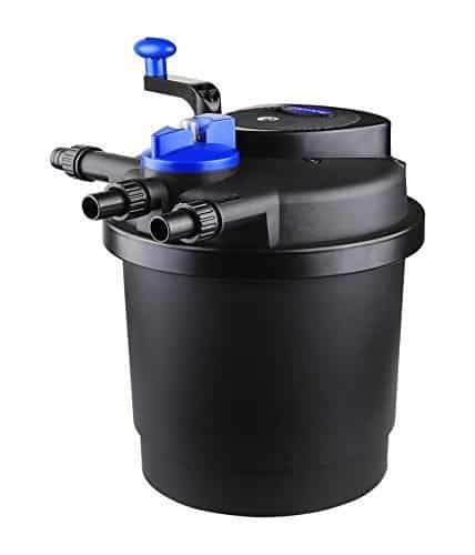 Grech Pond Bio Pressure Filter