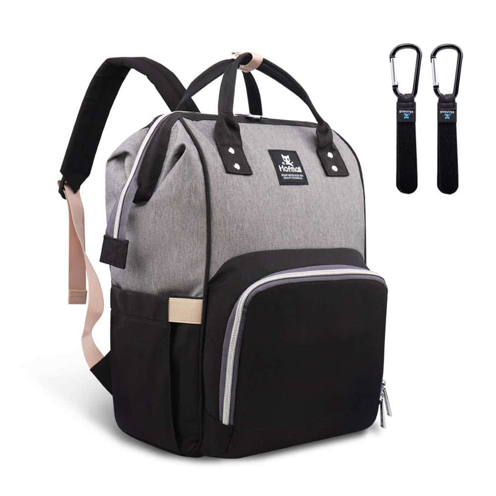 Hafmall Diaper Bag Backpack