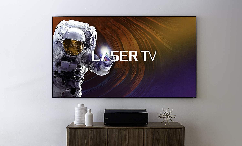 Hisense 100-inch 4K Ultra HD Smart Laser TV(100L8D)