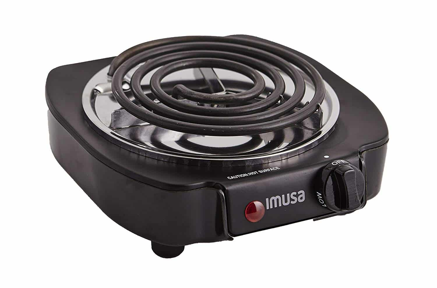 IMUSA Portable Single Burner
