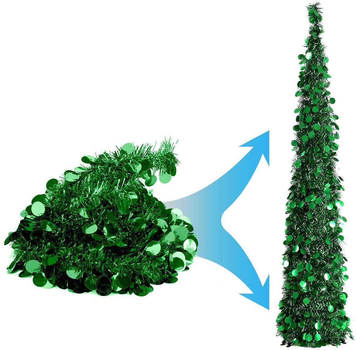 Joy and Leo 5 foot Christmas tree