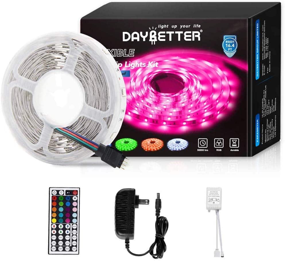 LED Strip Lights flexible color