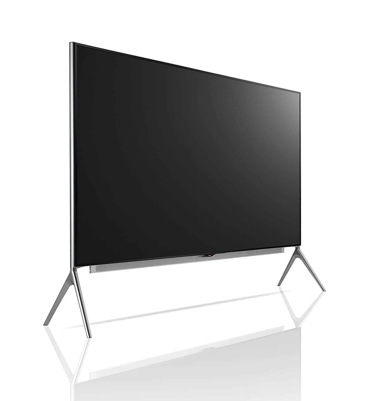 LG 98UB9800 98-Inch Class 4K Ultra HD 3D Smart LED TV with Web OS