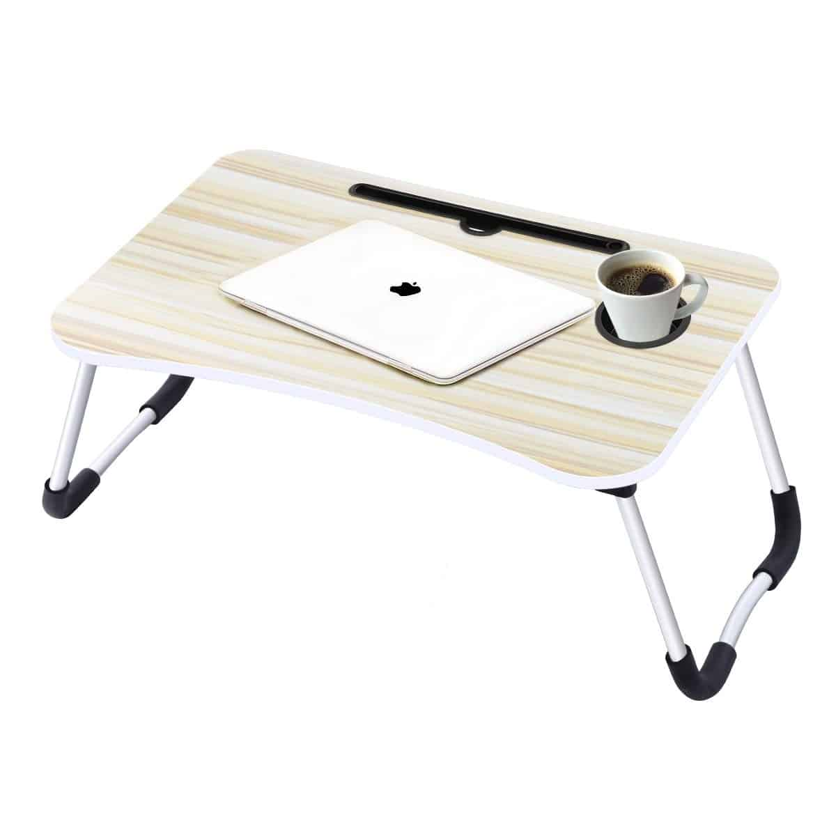 Laptop Desk,Laptop Bed Tray Table Large Foldable Laptop Notebook Stand Desk