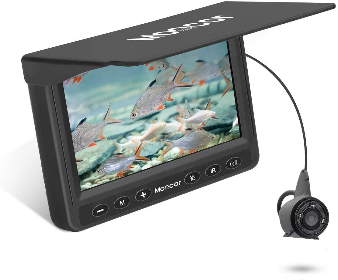 MOOCOR Underwater Fishing Camera