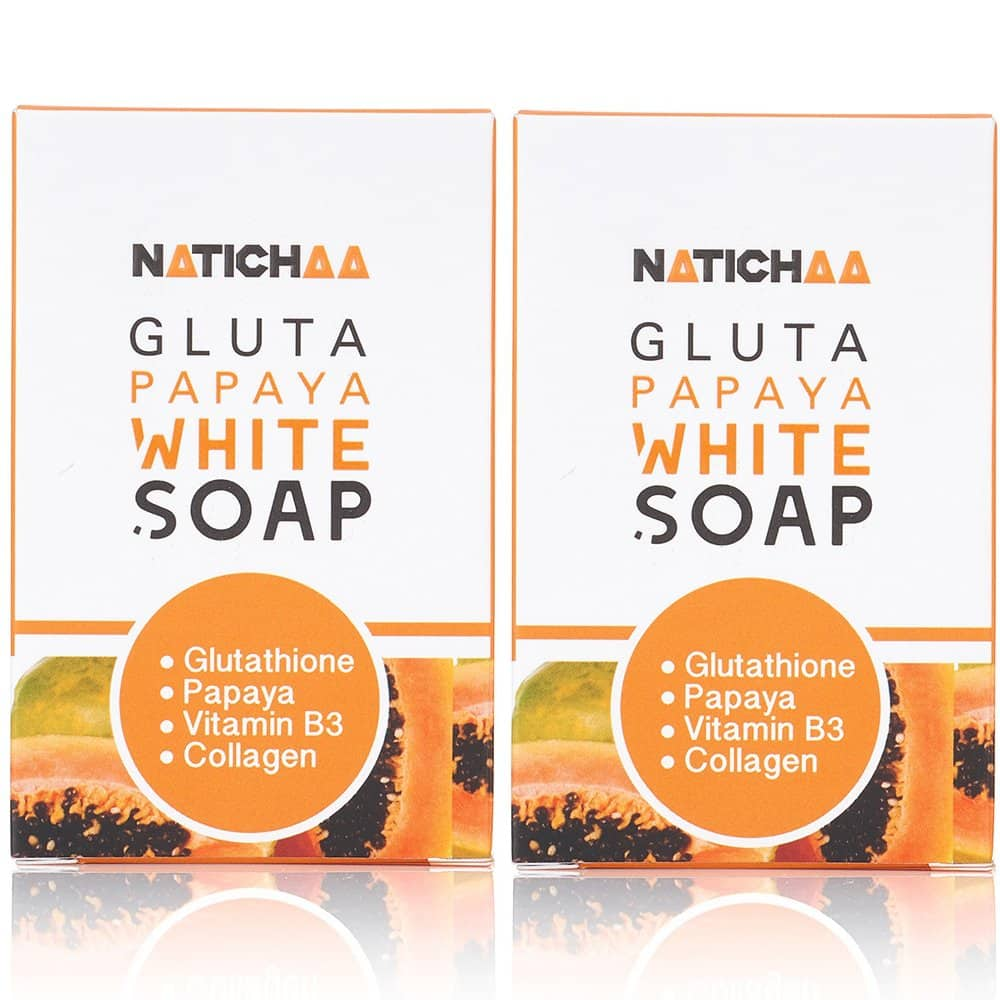 Natichaa Whitening Soap