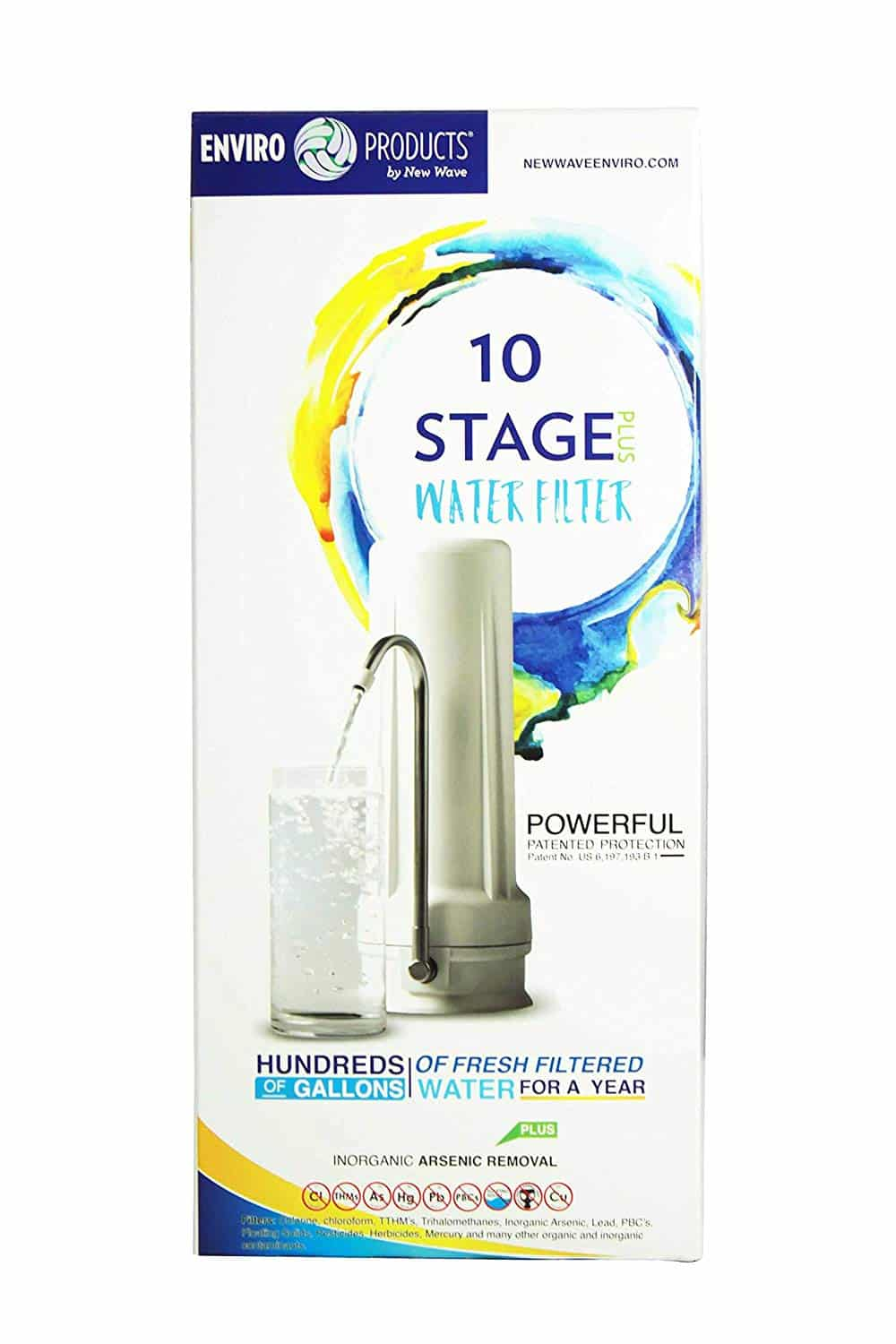 New Wave Enviro Water Filter System