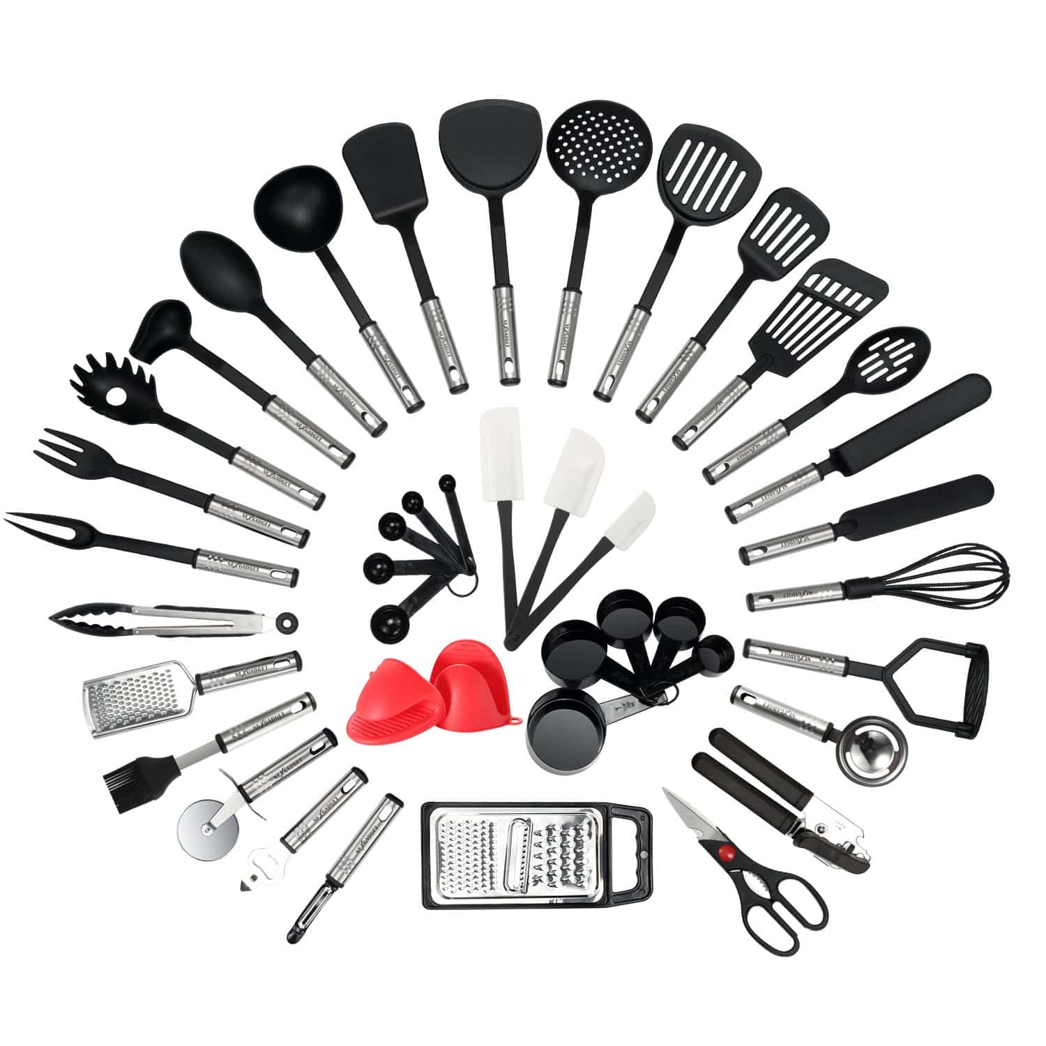 Nexgadget Kitchen Utensil Set