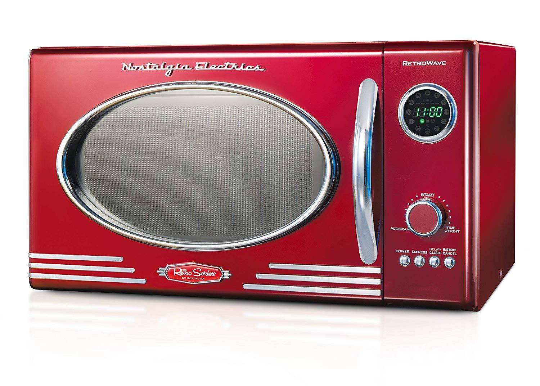 Nostalgia Retro Microwave oven