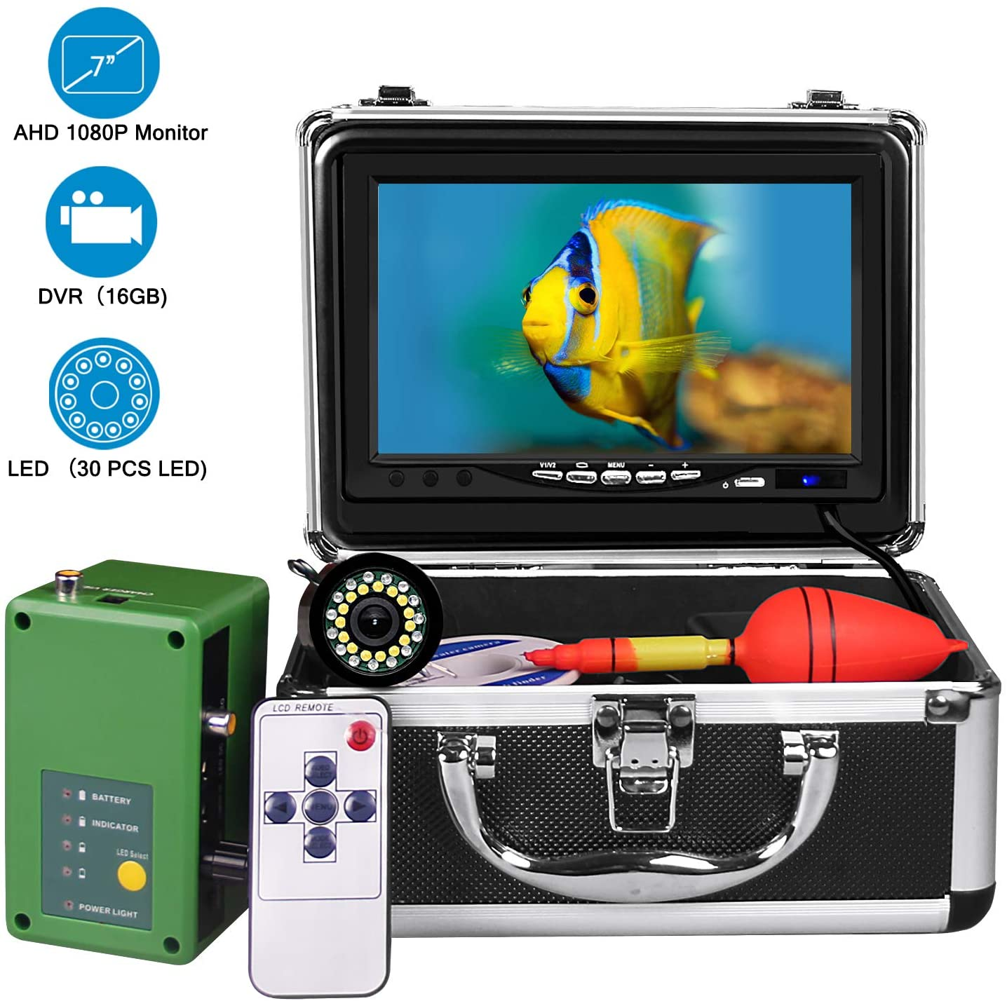 OKK Underwater Fishing Camera
