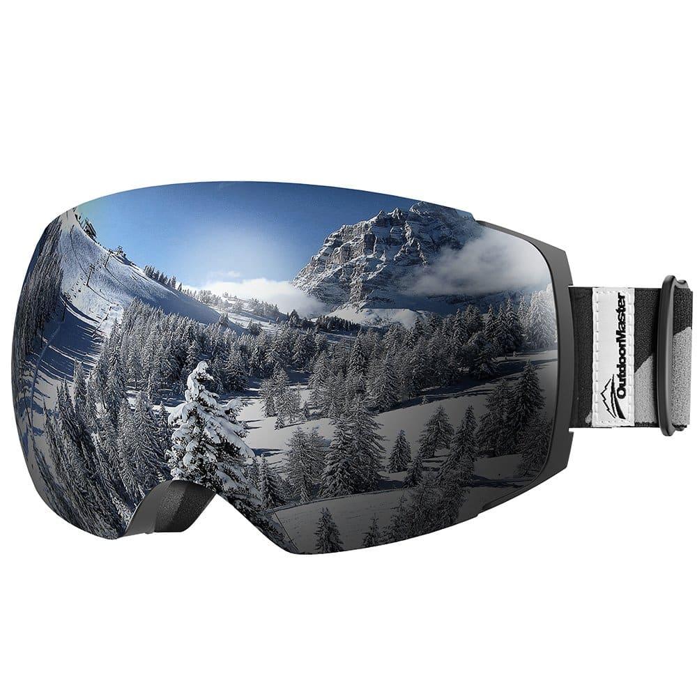 OutdoorMaster Ski Goggles PRO - Frameless