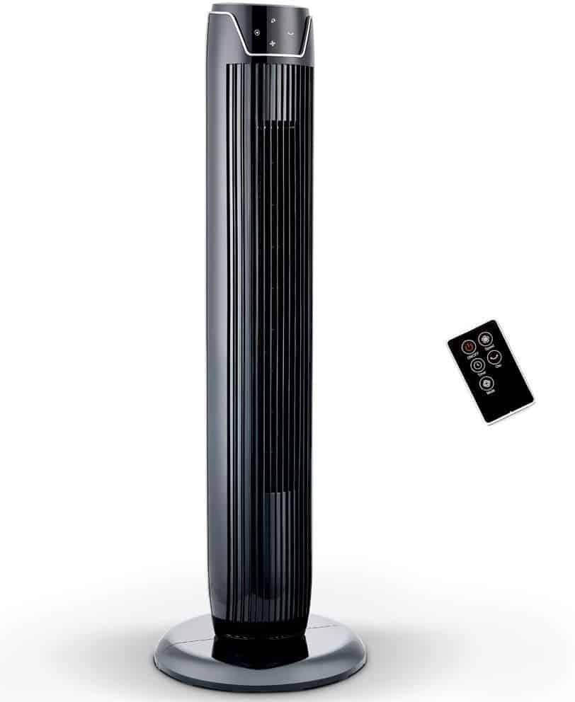 Pelonis Oscillating Tower fans