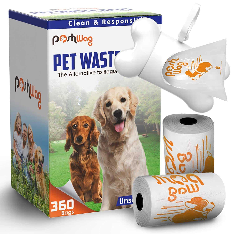PoshWag Dog Poop Bags