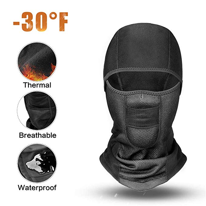 RIGWARL Thermal Balaclava Face Mask