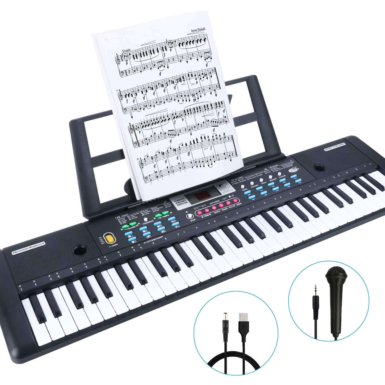 Renfox 61 Keyboard Piano