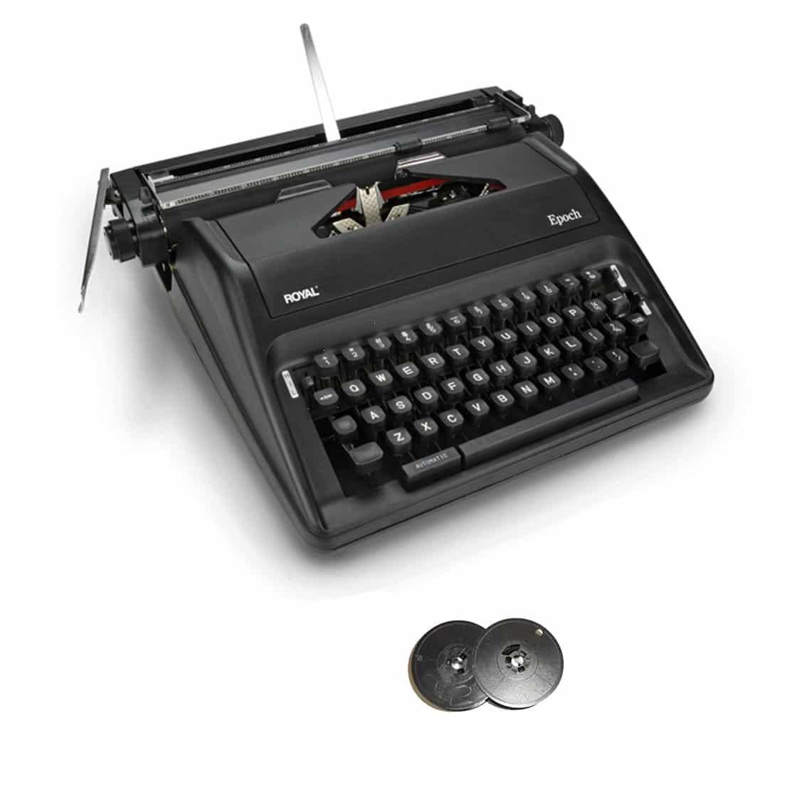 Royal Epoch Portable Manual Typewriter