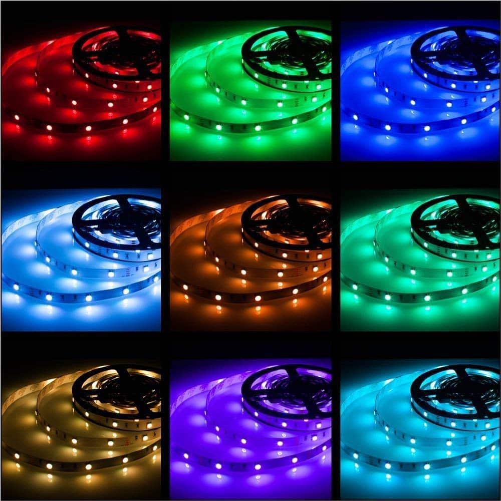 Rxment RGB LED lights