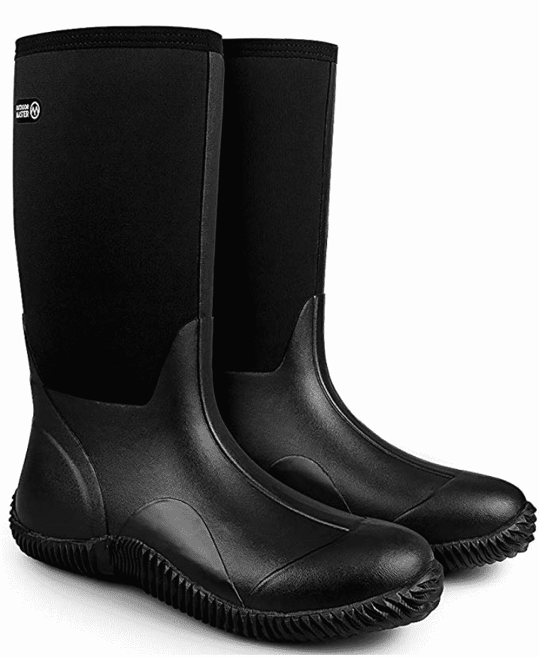 Outdoor Master Rubber Boots