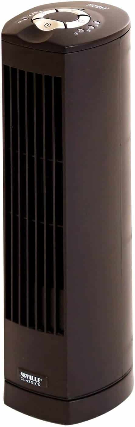 Seville Classics Oscillating Tower fans