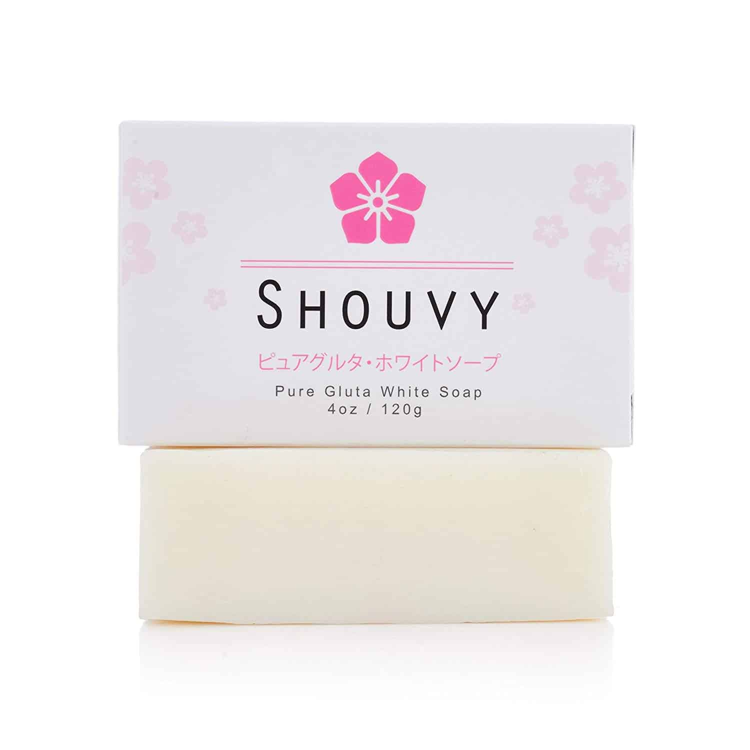 Shouvy Whitening Soap