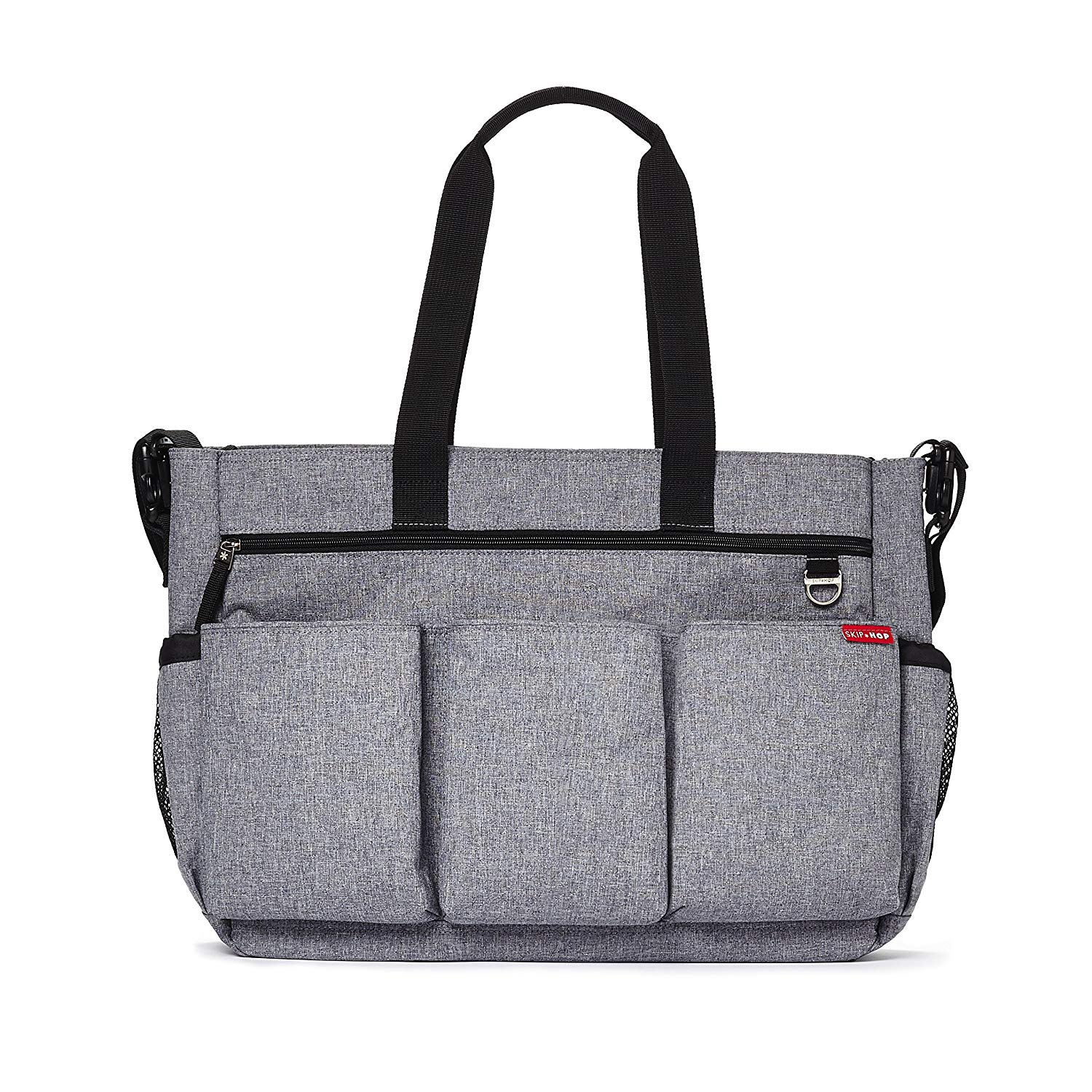 Skip Hop Duo Double Signature Carry All Travel Diaper Bag