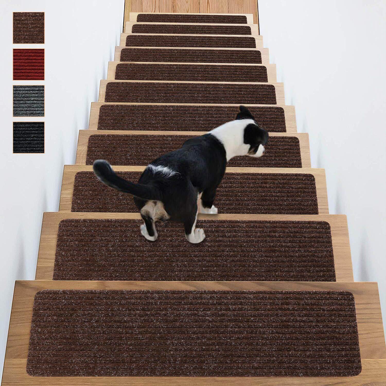 Stair Treads Non Slip Carpet Indoor