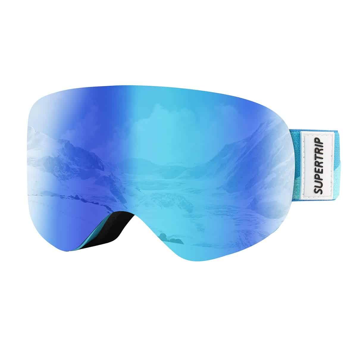 Supertrip Kids Ski Goggles Boys & Girls