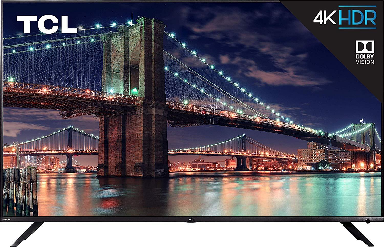 TCL 4K Ultra HD Roku TV
