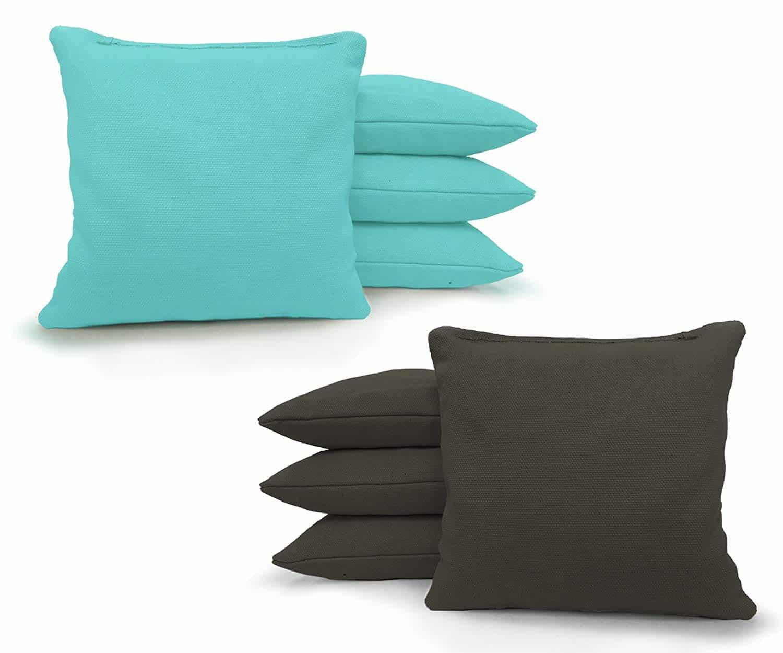 Tailgating Pros Regulation Cornhole Bags - Set of 8