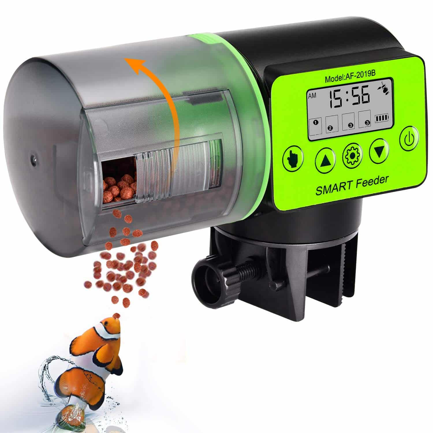 Uniwood Automatic Fish Feeder