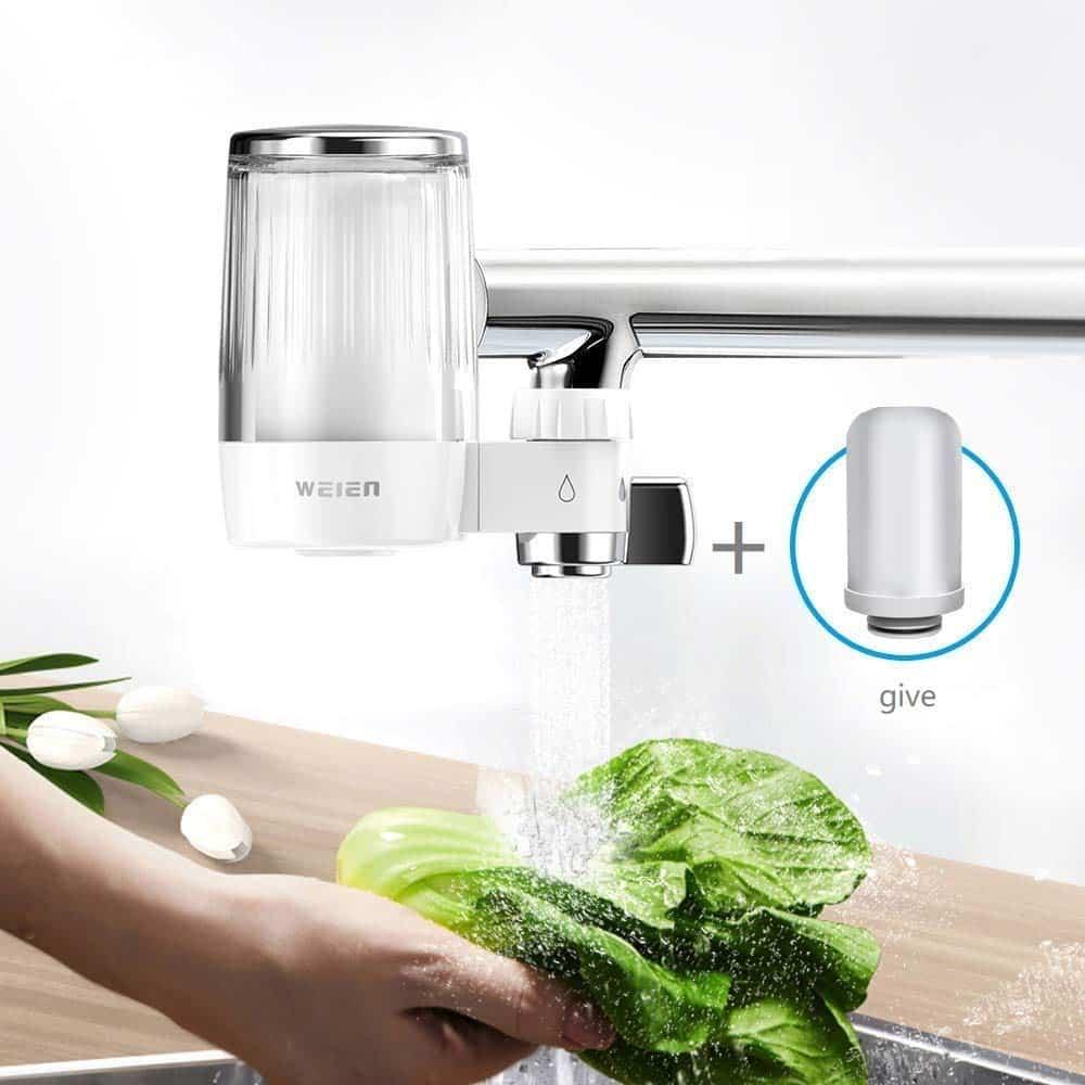 Weien Advanced Faucet Water Filter