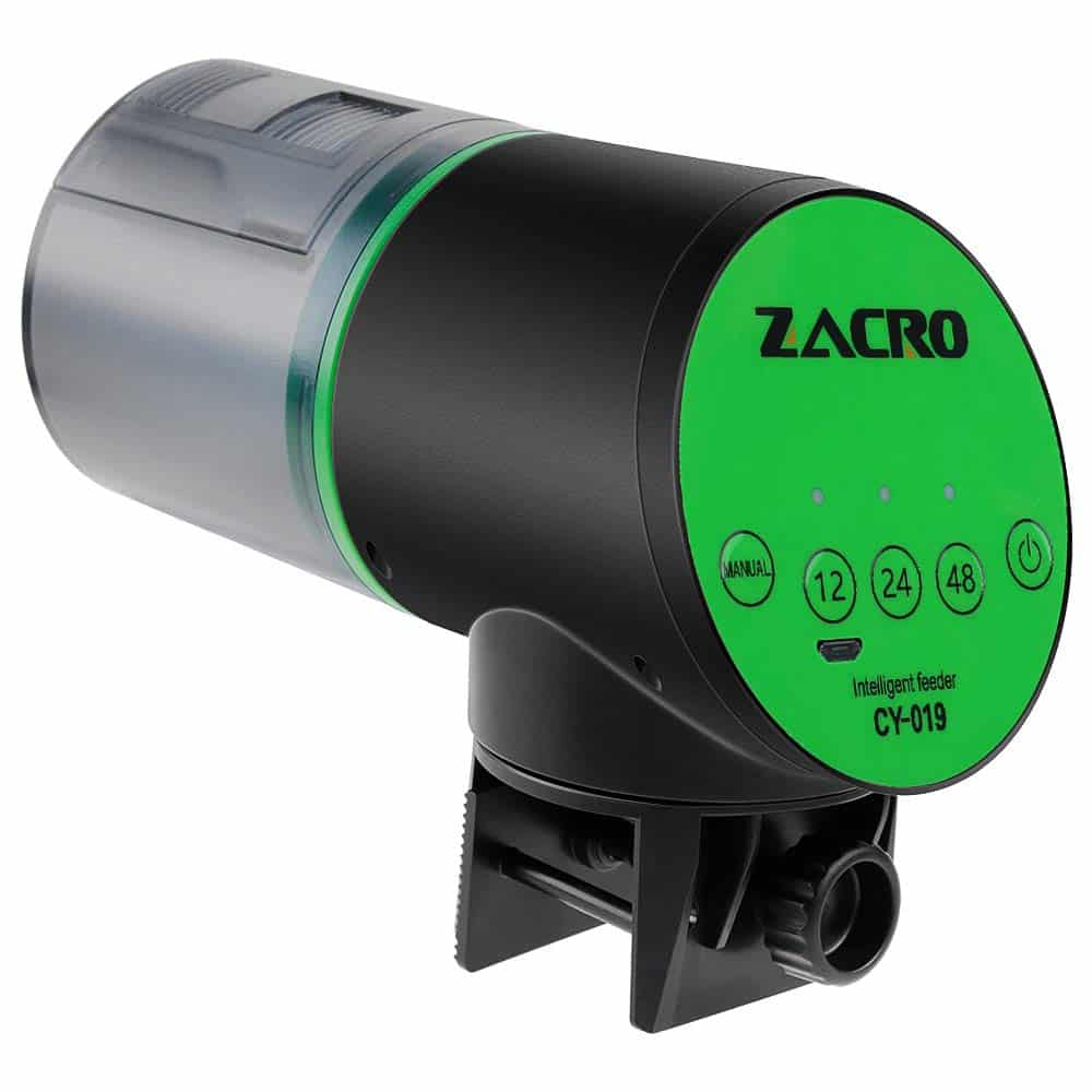 Zacro Automatic Fish Feeder