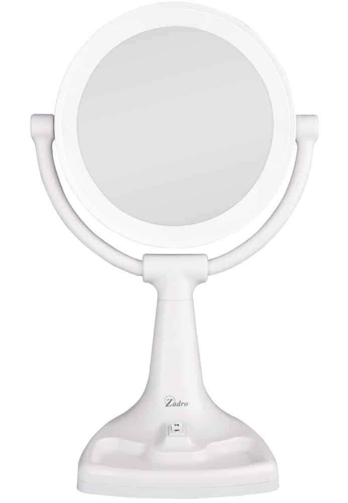 Zadro Dual Side Vanity Mirror