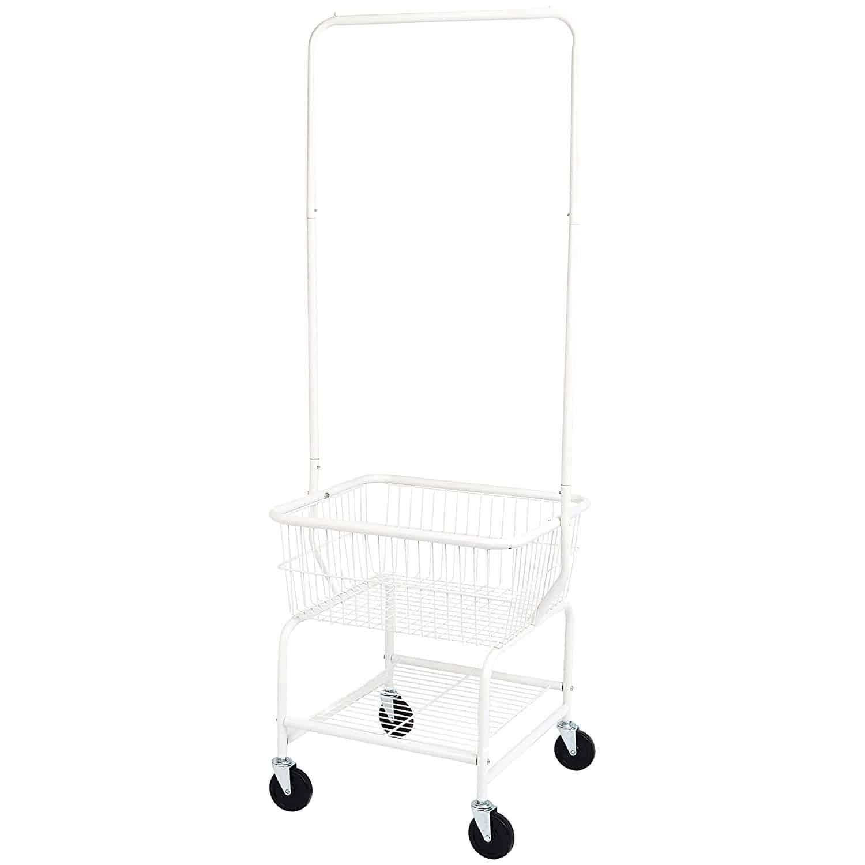 AmazonBasics Laundry Hamper Cart